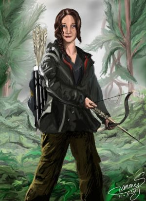 Jenny Everdeen  by Paticula
