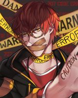 Mystic Messenger 707 by Ice-mugan