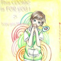 COOKIE :D by Maamii
