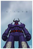 Giant - Bruton by DanielMead