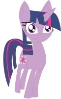 Twilight vector by DayzeeHead