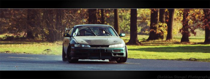 Nissan Silvia S14a Drift Team NRW by christiAnpure