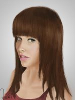 Evangeline Lilly by Leinzel