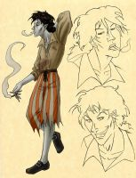 Hobo character page by thenumber42