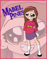 Gravity Falls - Mabel Pines by Rainheart94