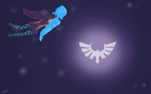 Skyward Sword Fi Wallpaper by Holy-Paladin-Dareyn