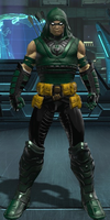 Green Arrow (DC Universe Online) New 52 by Macgyver75