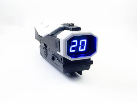 Nerf Dart Counter - www.ammocounter.com by nwdeal2