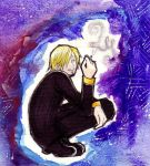 2Y later - Sanji by lillabullero