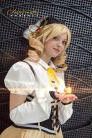 Mami Tomoe by wstoneburner