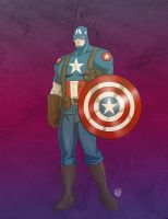 Captain Rogers by Zelmarr