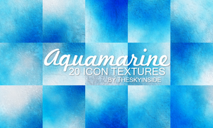 Aquamarine Texture Pack by theskyinside