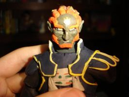 Ganondorf in Clay (unfinished) by VinceVII