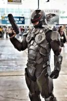 My RoboCop at SDCC 2014 by El-Fett