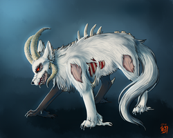 AT: Wolfblood by Erleuchtete