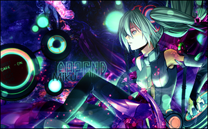Miku Append Signature by LotsOfLaughs13