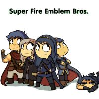 Super Fire Emblem Bros. by TheCoolCactus