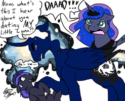 with MY daughter!?!? by Tatta-doodles