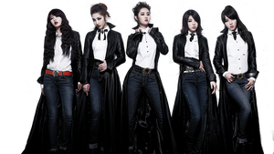 4Minute png by Sellscarol
