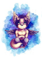 Little Angel - Spike by oomizuao