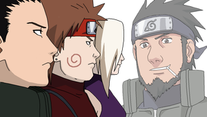 Team Asuma-Completed by InuyashaRules6596