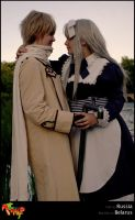 APH cosplay: I love you sister by Feffelini