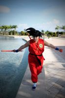 Dragon Ball_Kid Goku_Cosplay 3 by Kixianth