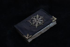 Book of vile EVIL by ChardwolfArmory