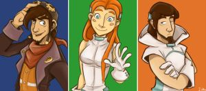Deponia by I-Zet