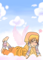 Kenny :: Heaven by FrozenVictim