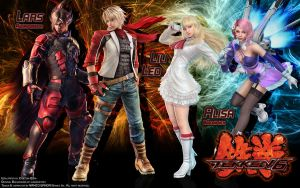 Tekken 6: Battle of Flame by zadelim