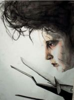 Edward Scissor Hands by Proper-goodbye