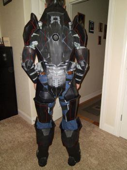 Terminus Armor Stress Test - Back by NatsumeRyu