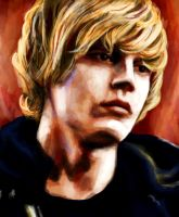 Tate Langdon. by ex0tique