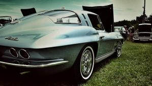 1960's Corvette Sting Ray by Marissa1997