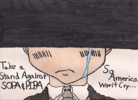 Take A Stand Against SOPA and PIPA... by AnimeHurpDaDurp