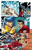 New X-Men1 by ColorDojo