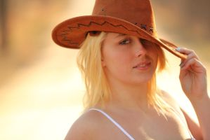 I Tilt My Hat To You by LexiBrown-Model