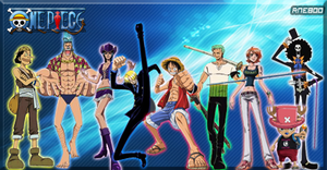 One Piece Signature by Rne800