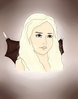 Mother Of Dragons by LawlzLinds