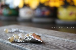 Lost and Found by VertuDesign