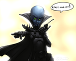 Code: Megamind by Skech by LockworkOrange