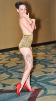 Charlize at FetCon 2014 by enonorez