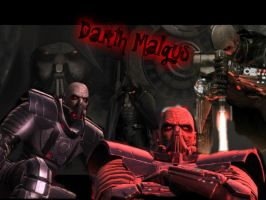 darth malgus - wallpaper01 by StarkilerOmega