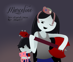 Art Trade - Marceline by mesprit777
