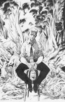 Jim Lee: Constantine by boysicat
