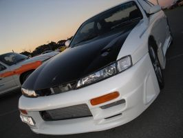 Drag Wars- 97' S14 Silvia by skylinegt-r