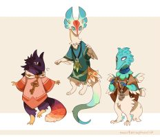 Another 3 cuties by morteraphan
