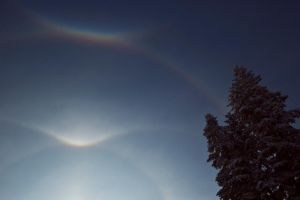 Snowbow by MartinIsaac