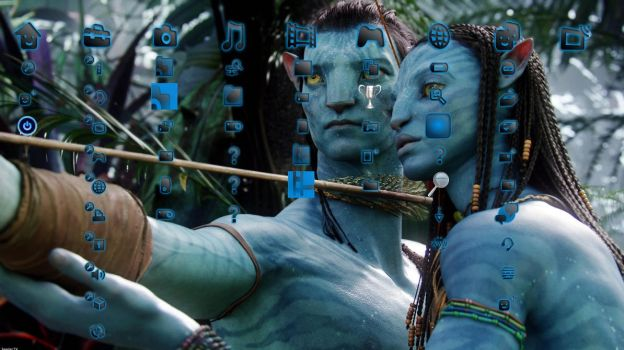 Avatar PS3 Theme by Irilys